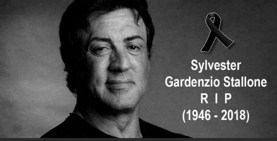 ყველასთვის საყვარელი მსახიობი სილვესტერ სტალონე გარდაიცვალა
