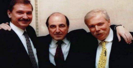 რუსი ოლიგარქის, ბორის ბერეზოვსკის ბიზნეს- პარტნიორი ,ნიკოლაი გლუშკოვი მოკლეს