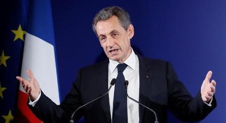 პოლიციამ საფრანგეთის ყოფილი პრეზიდენტი ნიკოლა სარკოზი დააკავა
