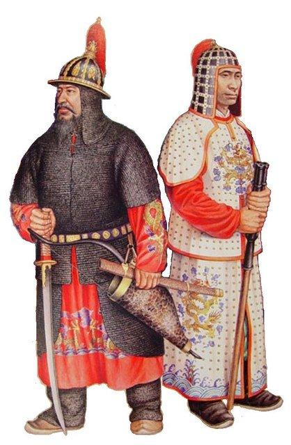 ჩინელი მეომრები