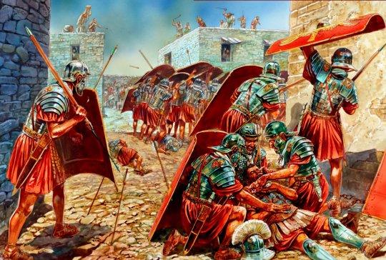 რომაულ-ებრაული ომი