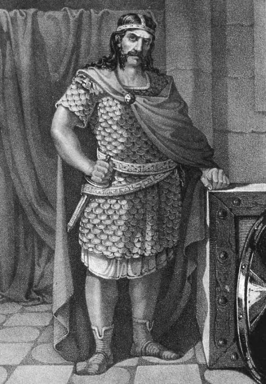 ალარიხი - ვისიგოთების მეფე