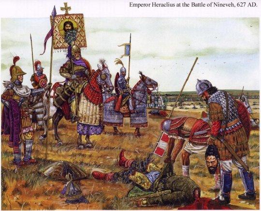 ბიზანტიურ-სასანიდური ომი