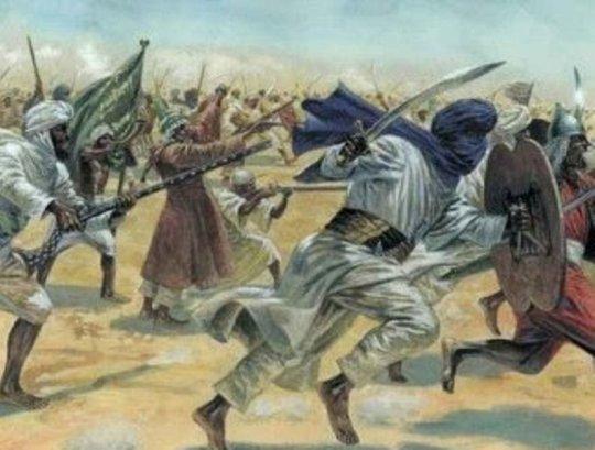 მუსლიმ-ქურაიშის ომი
