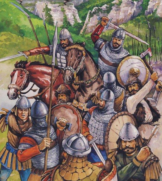 ბიზანტიურ-ბულგარული ომები