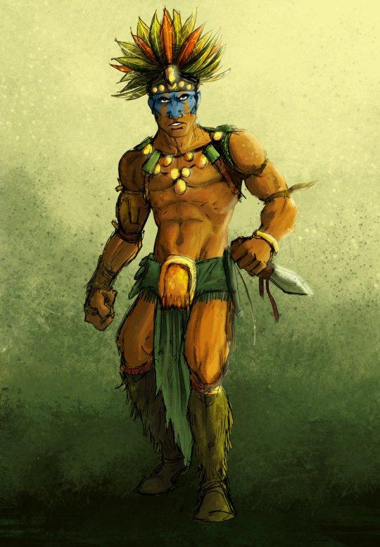 ინდიელი მეომარი