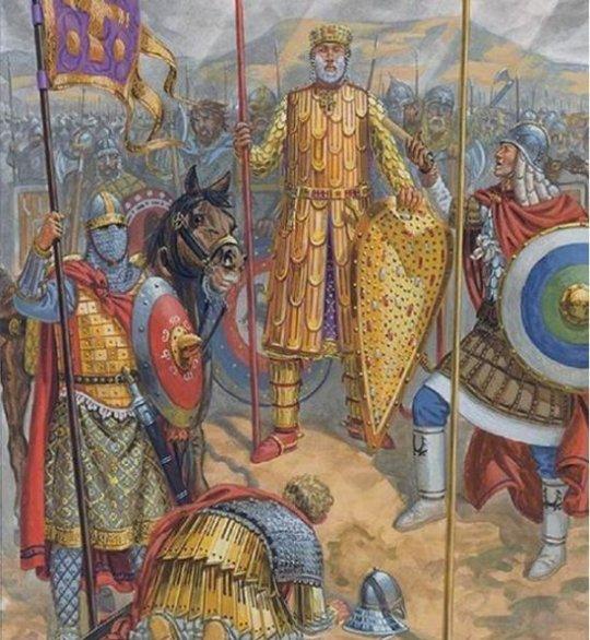 რუსულ-ბიზანტიური ომი