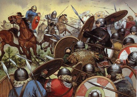 ფრანკიულ-მორავიული ომი