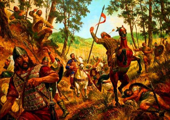 ბიზანტიურ-ბულგარული ომი