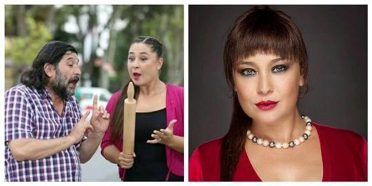 დერია შენი - ვინ არის თურქი მსახიობი ქალი, სერიალიდან
