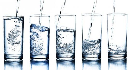 წონის დაკლება წყლის დახმარებით
