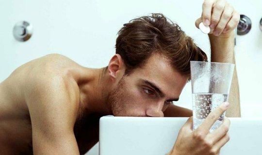 ნაბახუსევი - ორგანიზმიდან ალკოჰოლის სწრაფად გამოდევნის გზები