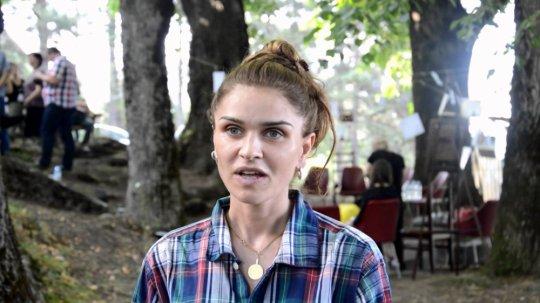 ლელა ნინუა - ჟურნალისტი