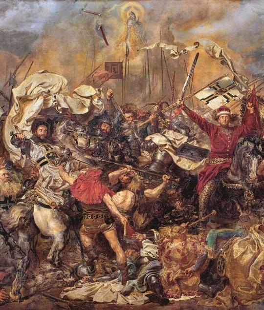 პოლონურ-ლიტვურ-ტევტონური ომი.