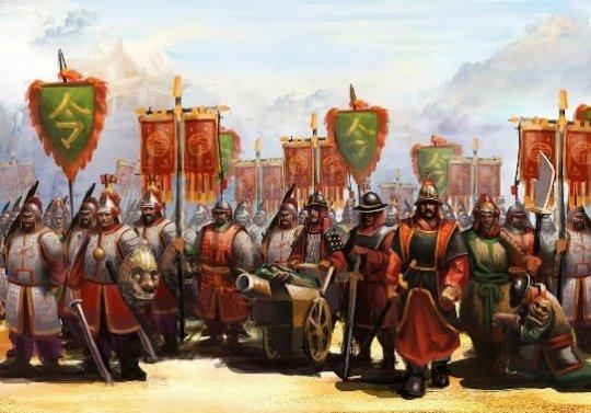 ჩინეთის მინგის დინასტიის არმია