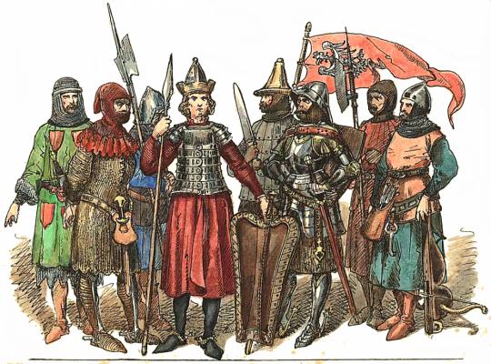 პოლონურ-ტევტონური ომი