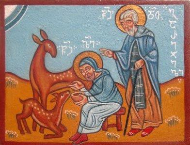 წმინდა დავით და ლუკიანე