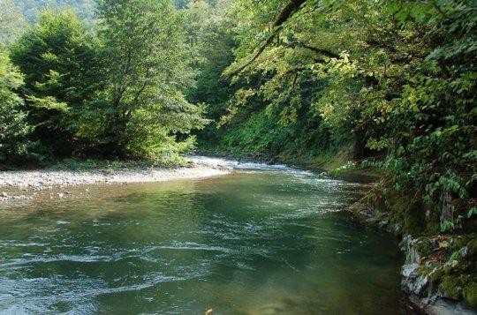 მდინარე ხანისწყალი