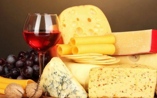 ღვინო და ყველი