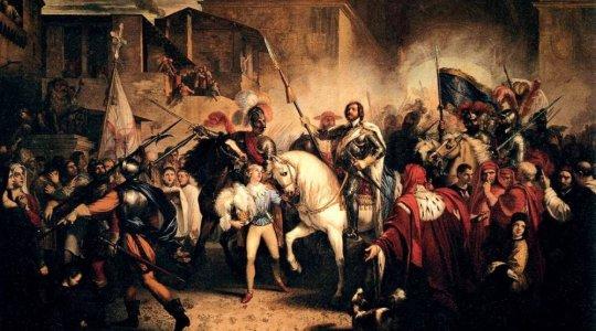 პირველი იტალიური ომი