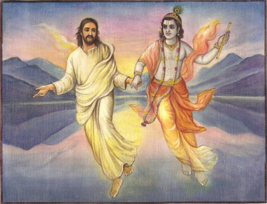 იესო და კრიშნა