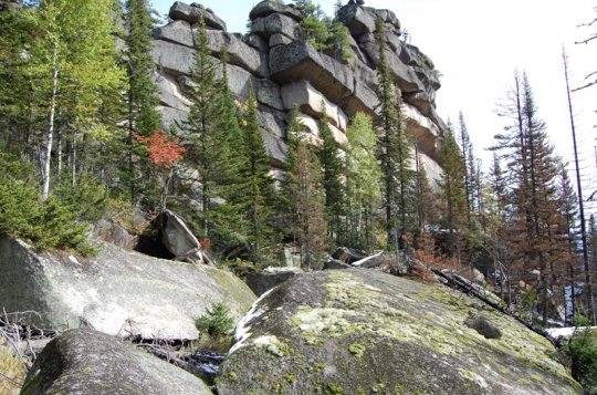 გორნაია შორია - 100 ათასზე მეტი წლის მეგალითი რუსეთში