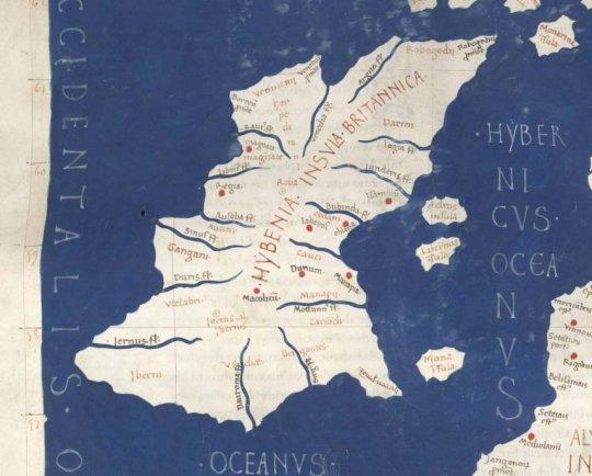 ჰიბერნია - უძველესი ბრიტანეთის ისტორია