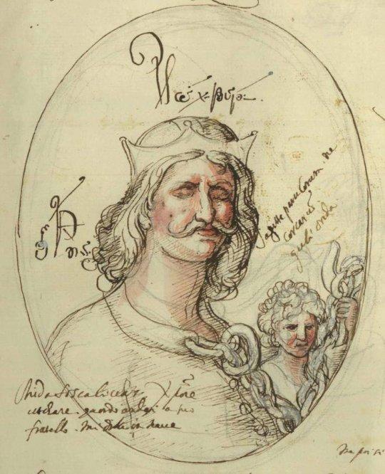 მამუკა - იმერთ მეფის,  გიორგის ძე