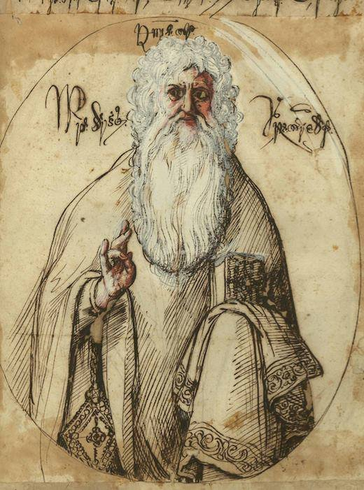 რაჭველი მღვდელი მე-17 საუკუნეში