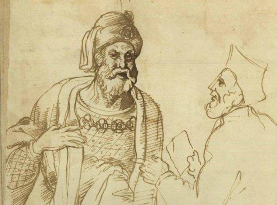 თეიმურაზ მეფე და კასტელი