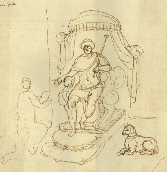იმერთ მეფე ალექსანდრე მესამე
