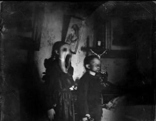 ბავშვები სარდაფში