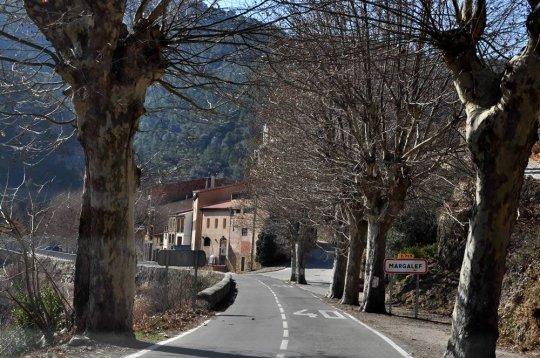 """სოფელი """"მარგალეფი"""" კატალონიაში"""