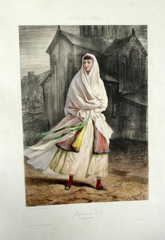 თბილისელი ქალი
