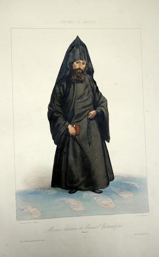 სომეხი მღვდელი