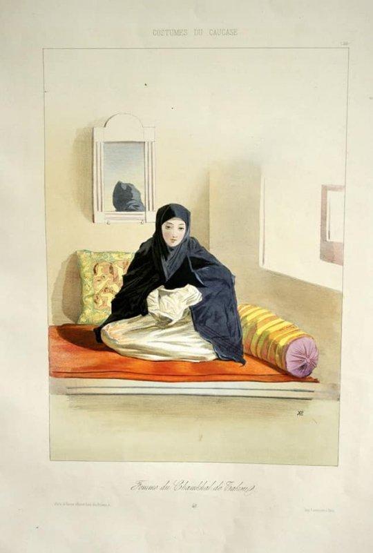 აზერბაიჯანელი ქალი