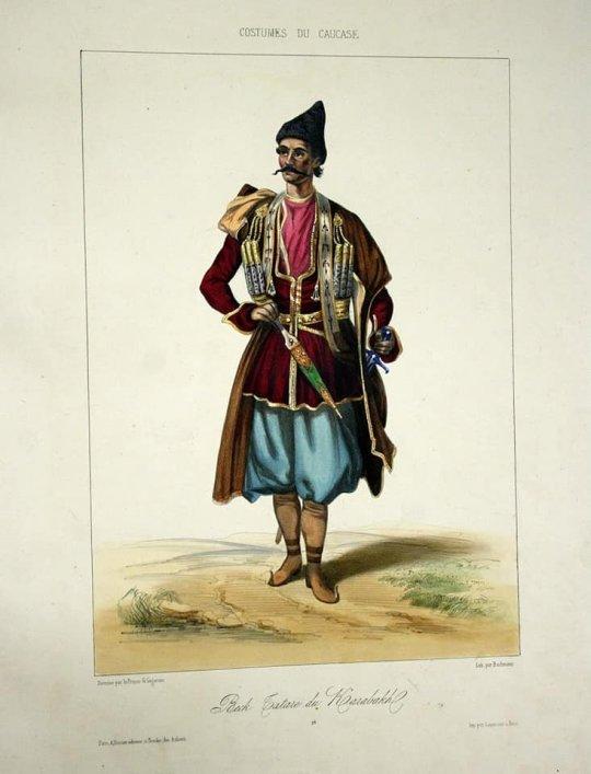 აზერბაიჯანელი კაცი