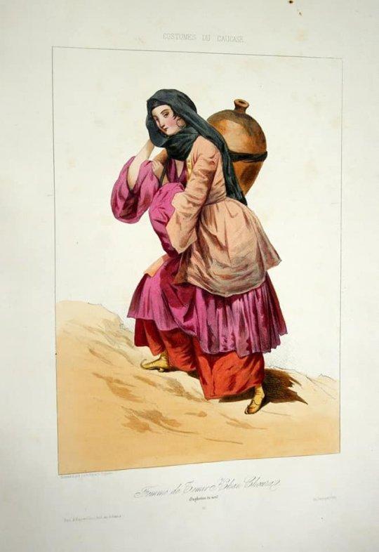 დაღესტნელი ქალი
