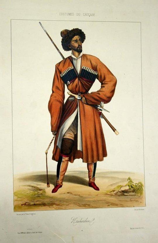 ყაბარდოელი კაცი