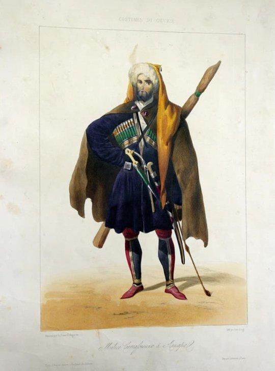 ჩერქეზი კაცი ანაპადან
