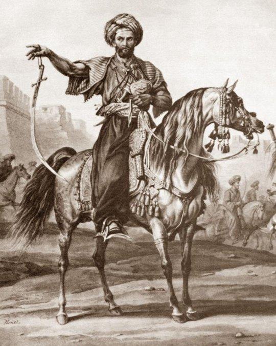ეგვიპტის პირველი ქართველი მმართველი - მუჰამედ ბეი ქათამიში
