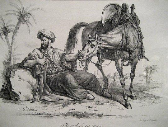 აბრამ (იბრაჰიმ) ბეი შინჯიკაშვილი. ეგვიპტის მმართველი სოფელ მარტყოფიდან