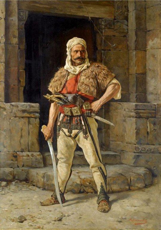 ჰასან ფაშა - ერაყის ქართული სამეფო დინასტიის ფუძემდებელი
