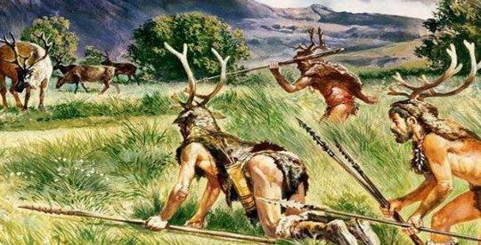 თერჯოლაში 50, 000 წლის წინ მცხოვრები ადამიანები
