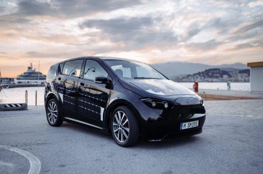 2019 წელს გერმანია მზის ბატარეაზე მომუშავე ავტომობილს სერიულად გამოუშვებს