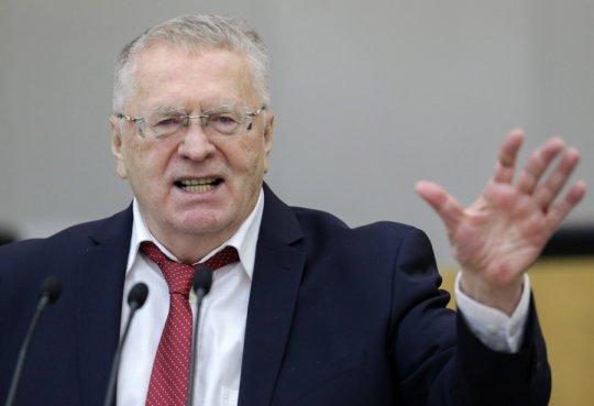 ვლადიმერ ჟირონოვსკი: ყოფილი საბჭოთა კავშირის ხალხები თანამემამულეები არიან