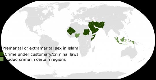 ისლამური შარიათის ქვეყნები