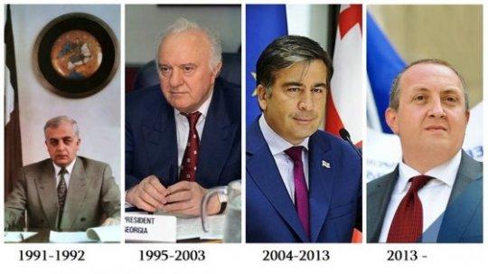 საქართველოს პრეზიდენტები