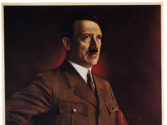 ადოლფ ჰიტლერი - კაცი,  რომელიც ბანკს შეებრძოლა