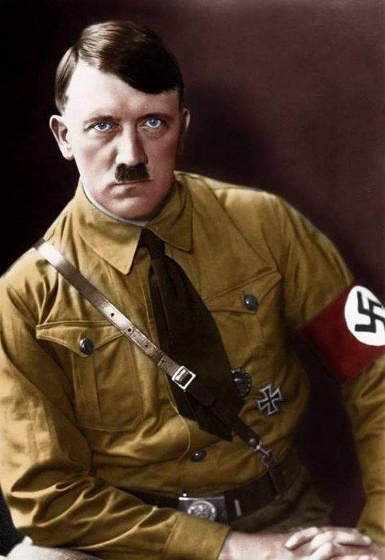 """""""ეს ევროპაა"""" - ადოლფ ჰიტლერის მოსაზრებები"""